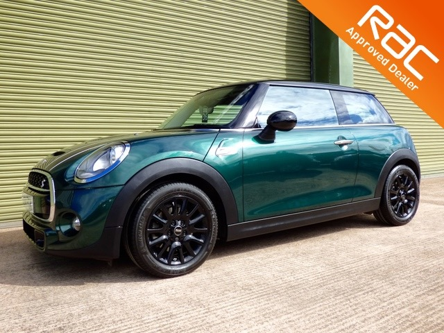 View MINI HATCH COOPER S - FROM £187 A MONTH -  2014